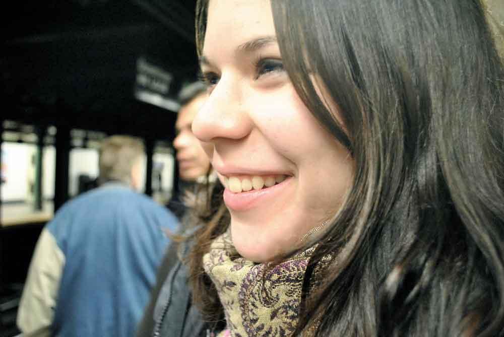 Brielle Weber MA '15