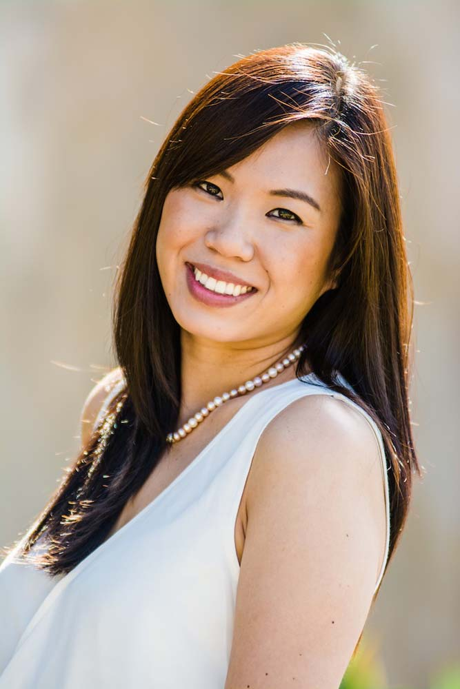 Christina Chen MS '16, Alumna