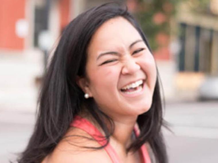 Erica Poole MS '18