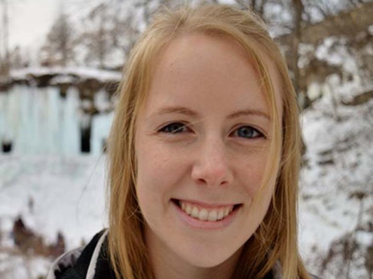 Paige Hazelton MS '18