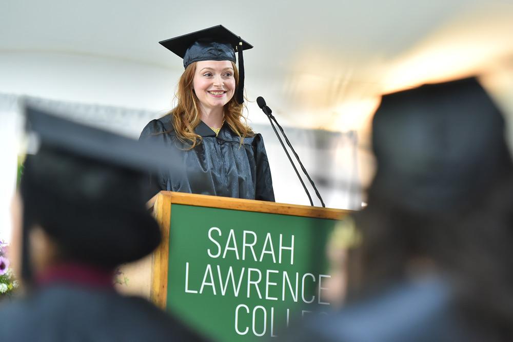 Sarah Elizabeth McColl MFA '16