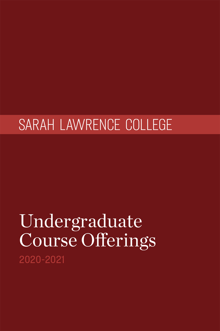 Cover image of the 2020-2021 Undergraduate Catalogue