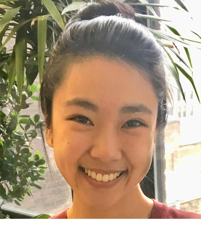 Headshot-style image of Jenny Chen.