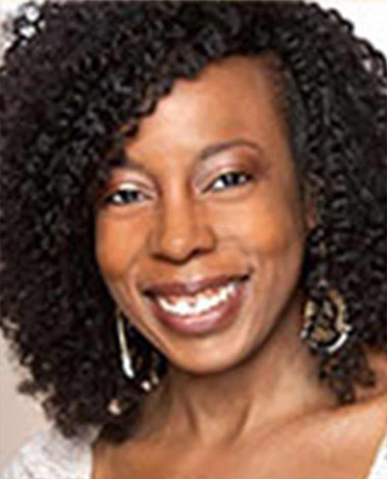 HEadshot-style image of Monique Patterson