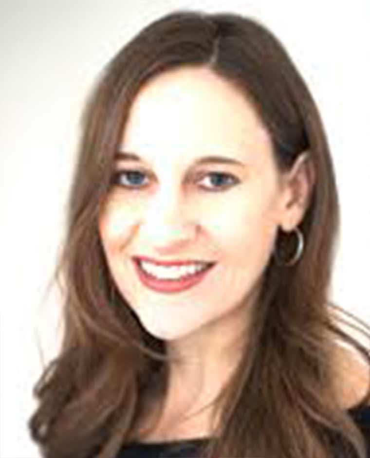 Headshot style photograph of Mindy Stockfield.