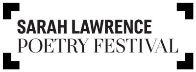 Sarah Lawrence College Poetry Festival logo