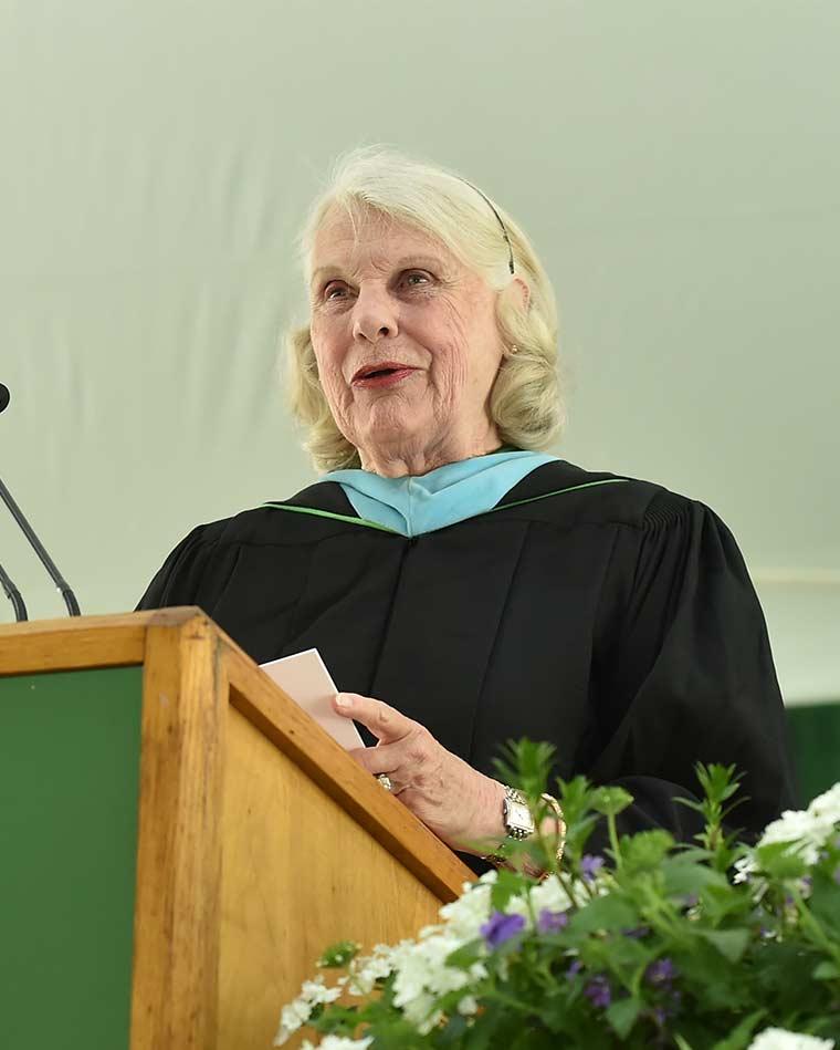 Vicki C. Ford '60, MSEd '87