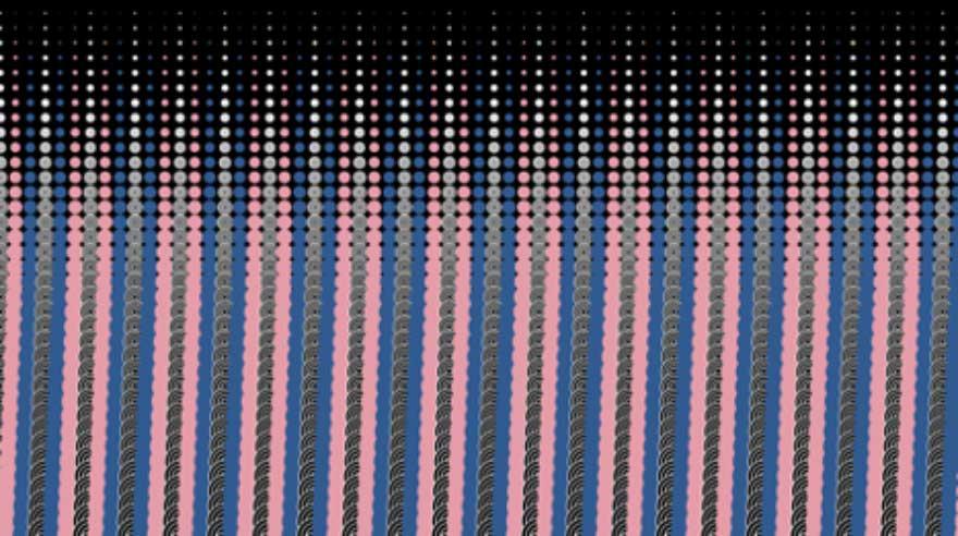 Artwork from Sydney Peritz, Growing Circles
