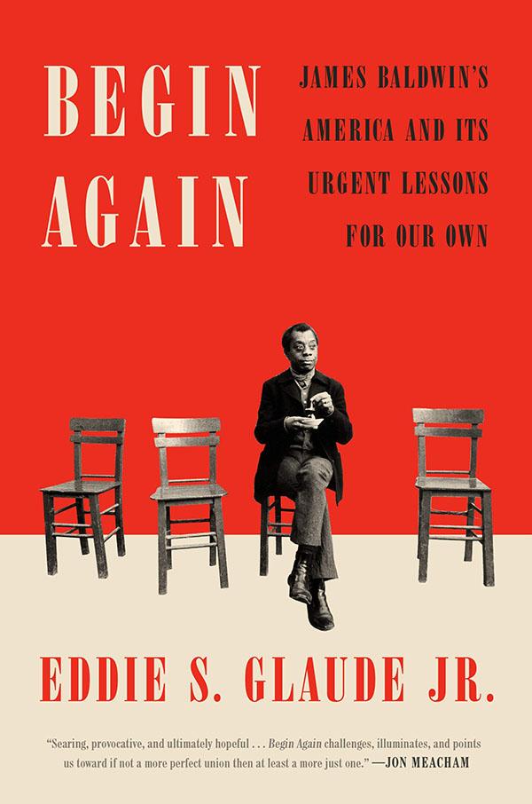 Cover of Eddie Glaude's book