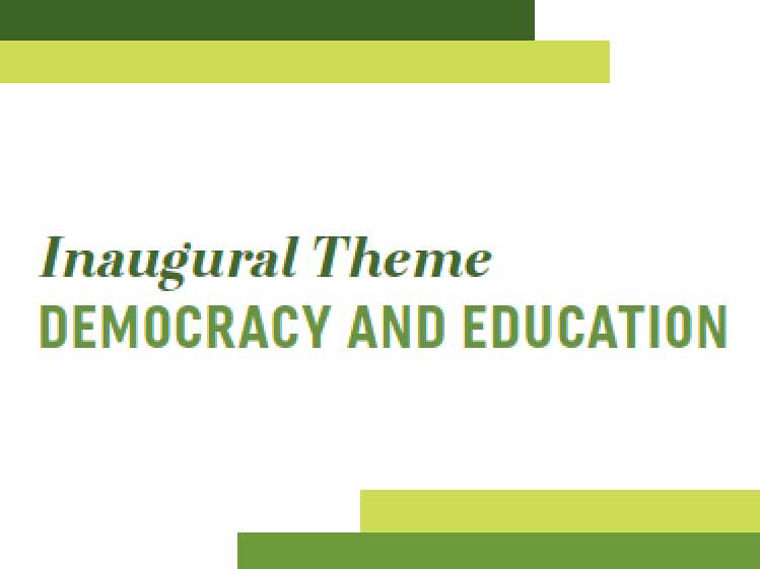 Democracy and Education: Join the Conversation