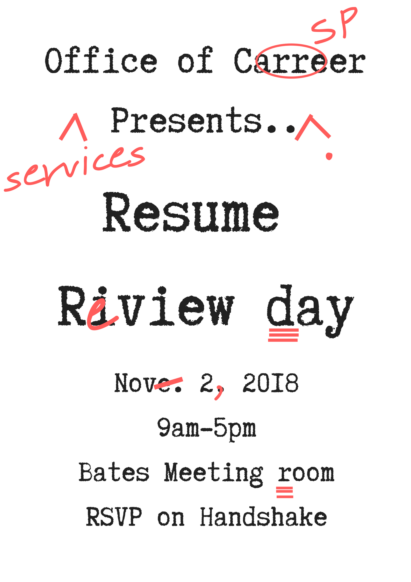hr professionals will be on campus to personally review resumes and cover letters past participants have obtained internships through this event with simon