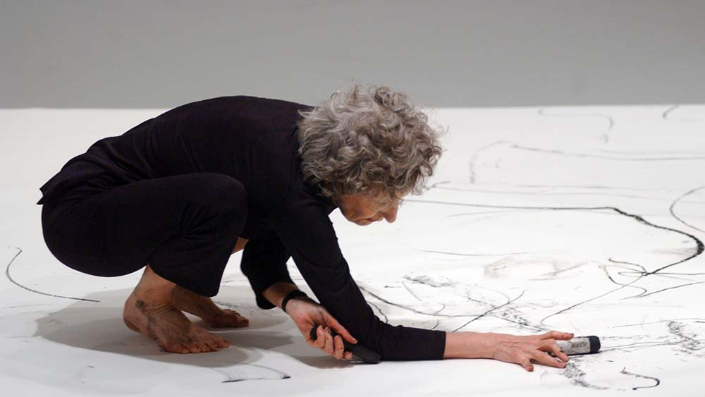 Trisha Brown, 2008