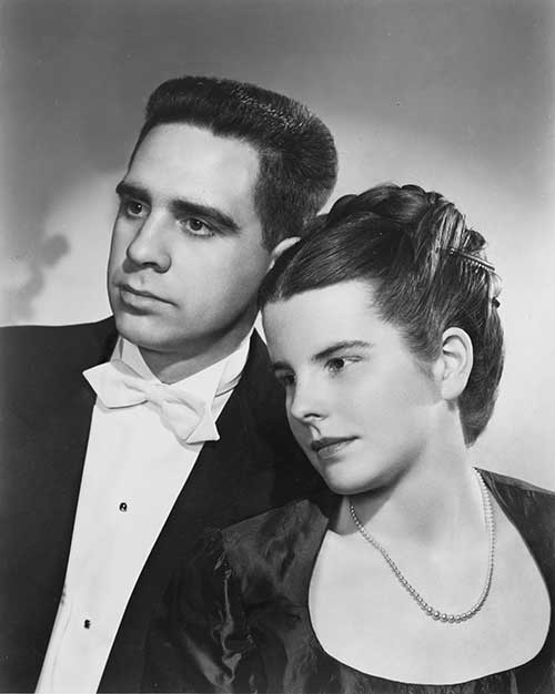 Kenneth and Jean Wentworth