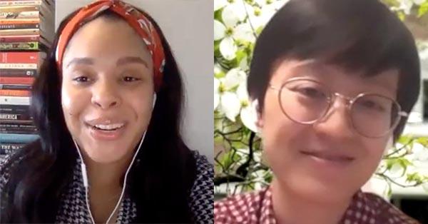Kishauna Soljour and Yeong Ran Kim