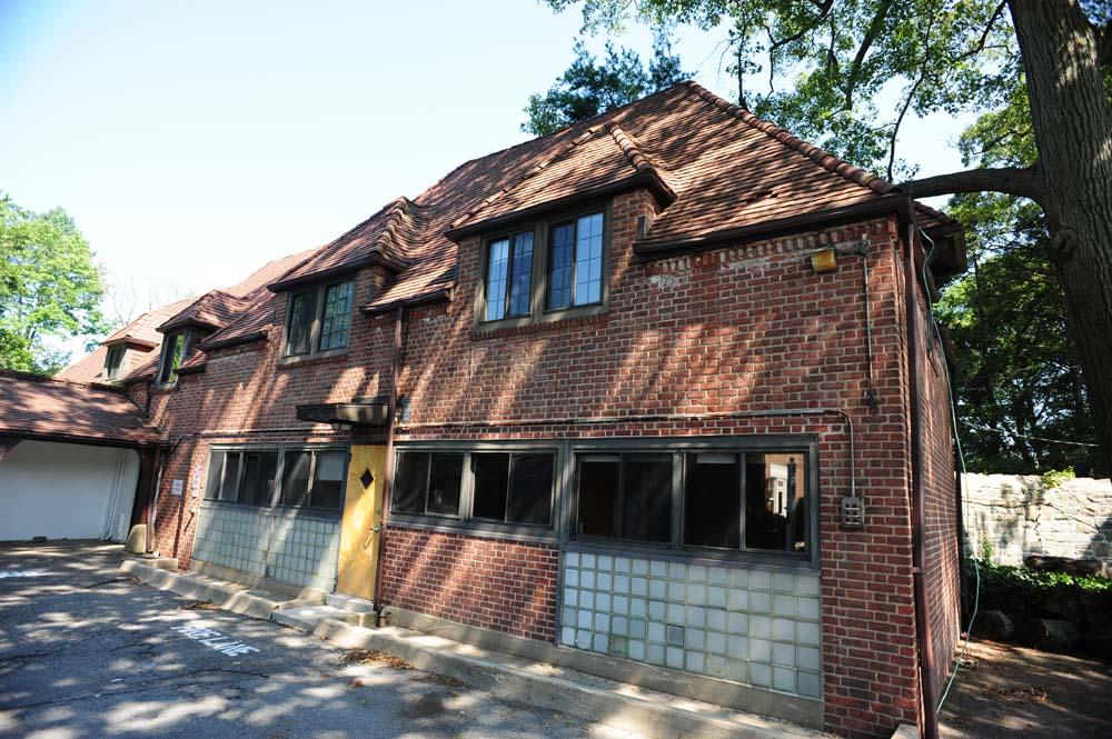 Curtis building exterior
