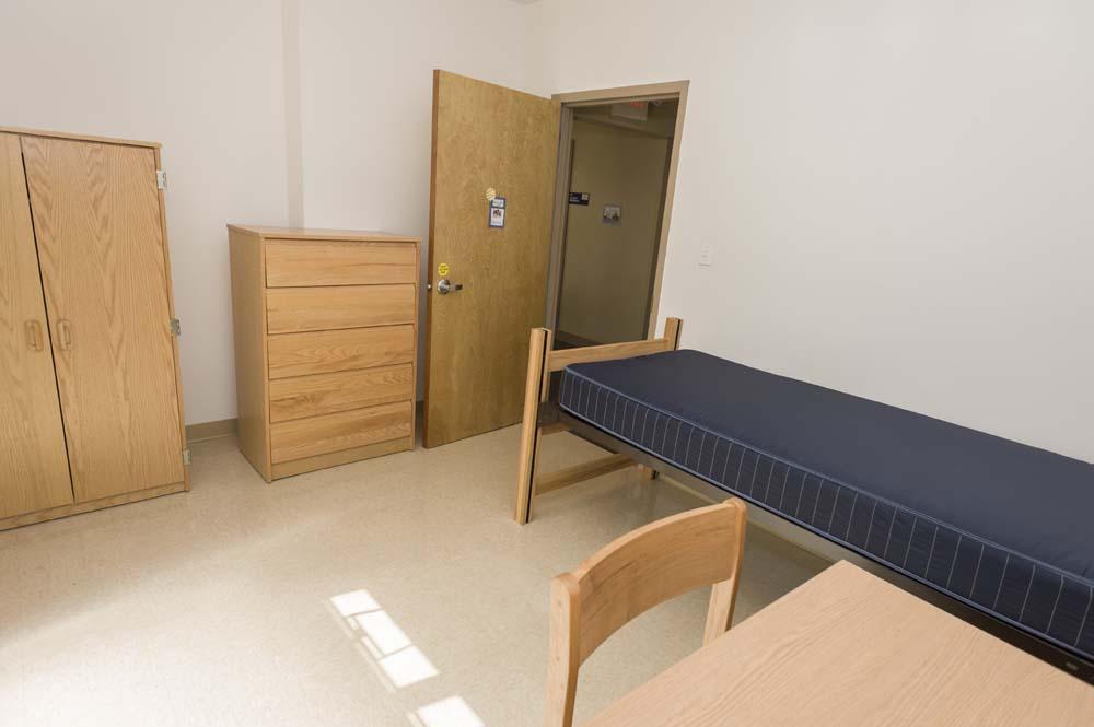 Garrison dorm room