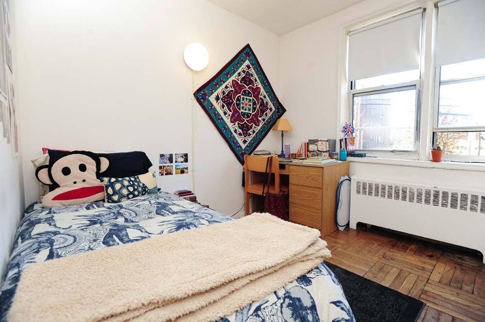 Hill dorm room