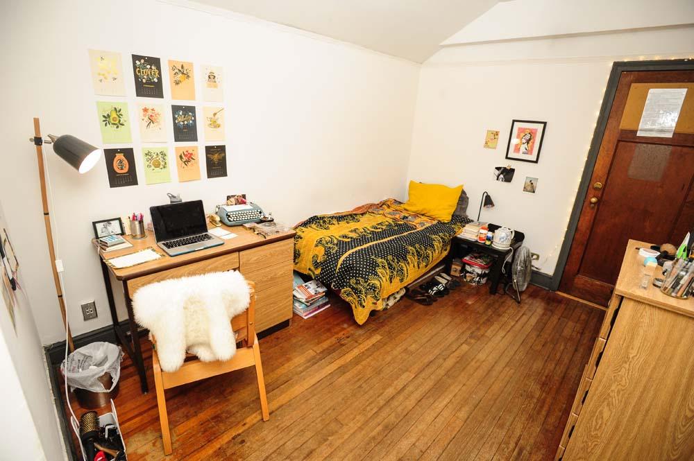MacCracken dorm room