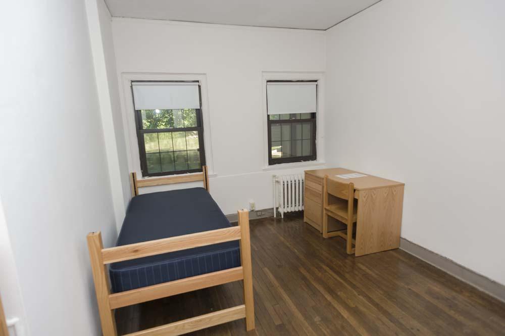 Slonim House dorm room