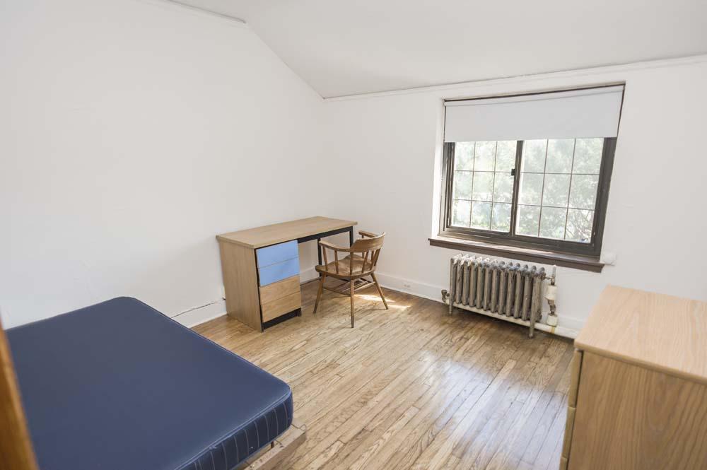 Titsworth dorm room