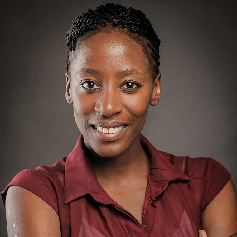 Portrait of Sifiso Mabena