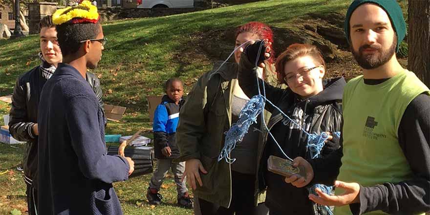 12. Lunchbox Team Leaders enjoy an October CAPE