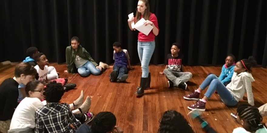Civic Engagement After School: Parker Elementary, Mount Vernon