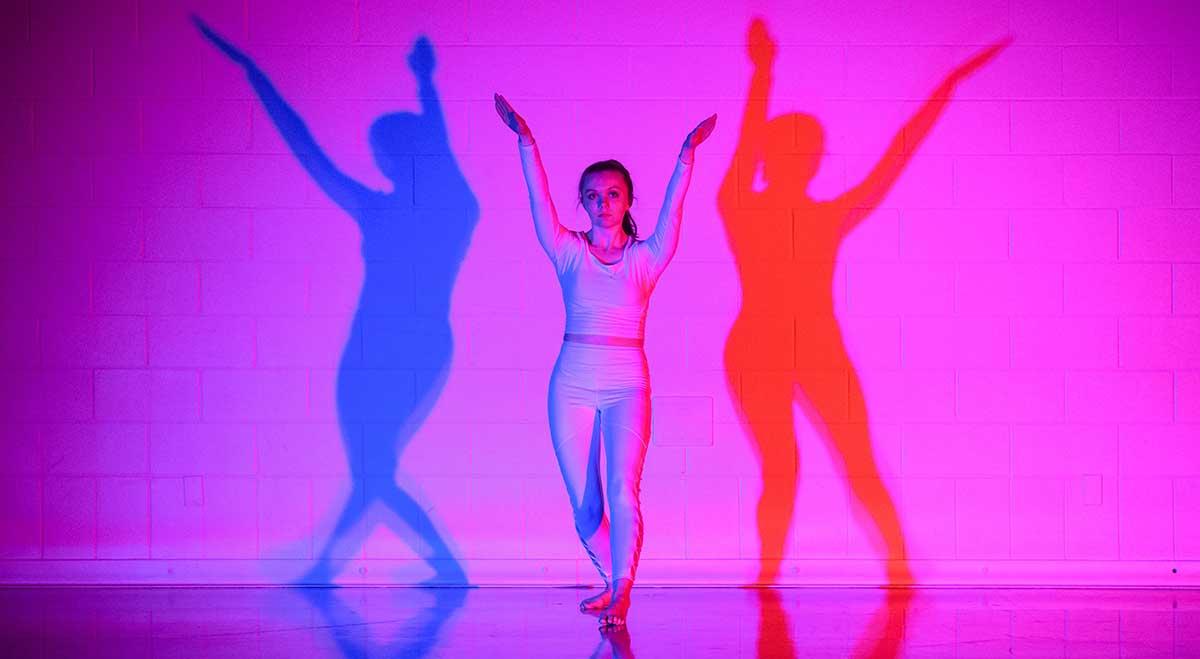 Dance Program Showcases Performances Online