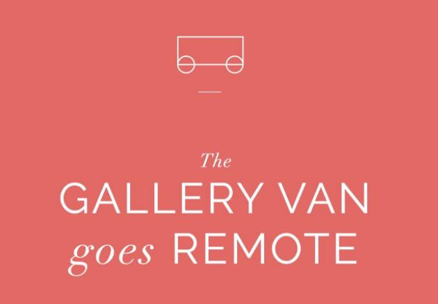 The Gallery Van Goes Remote