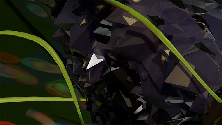 Hatto abstract artwork