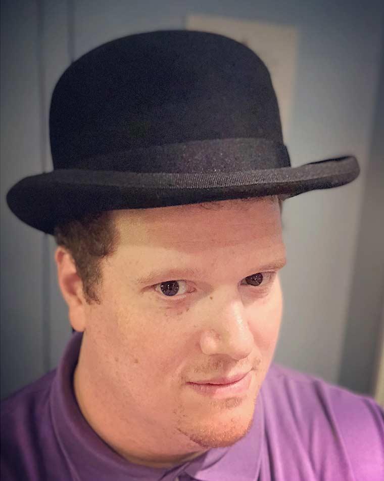 portrait of Brian Centrone